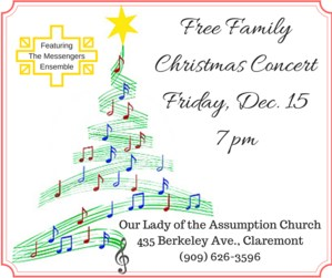 Free FamilyChristmas ConcertFriday, Dec. 157 pm (1).png