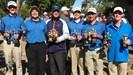 FHS Boys Golf Team at Horsehoe Bay