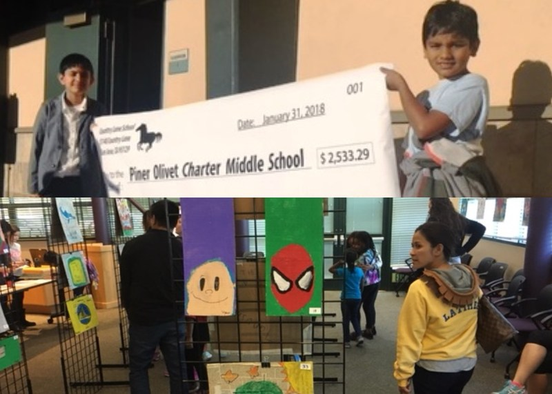 Moreland Schools Fundraise to Support Fire-Affected Schools Thumbnail Image
