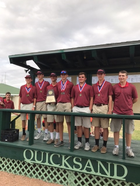 District Golf Results: Thumbnail Image