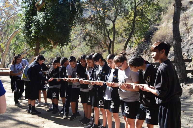 CRMA #4 Students Visit Tumbleweed Day Camp Thumbnail Image