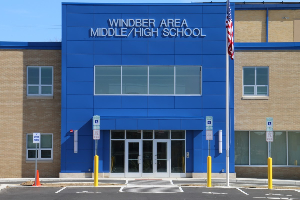 Windber Area High School/Middle School – School District