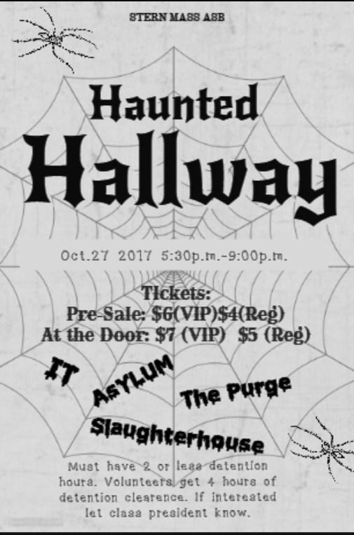 Stern MASS Haunted Hallway Thumbnail Image