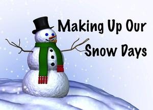 Snow Makeup Days