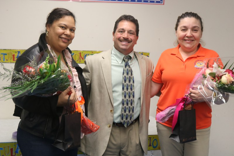Teacher and Support of the Year