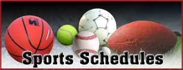 Sports Schedules and Dismissal Times Featured Photo
