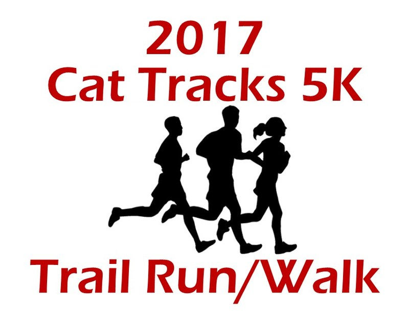 2017 Cat Tracks 5K Trail Run/Walk Thumbnail Image