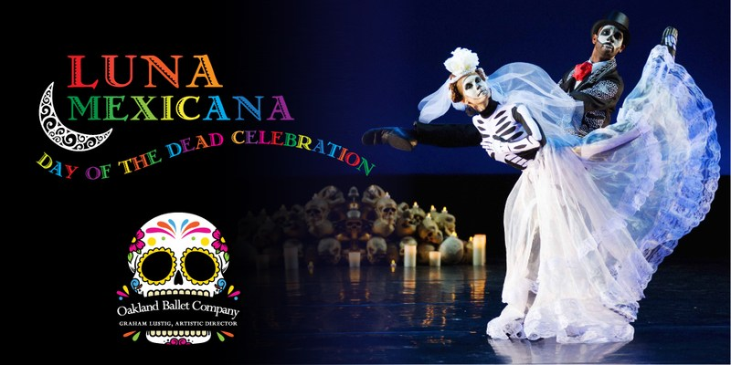 Oakland Ballet Company presents Luna Mexicana