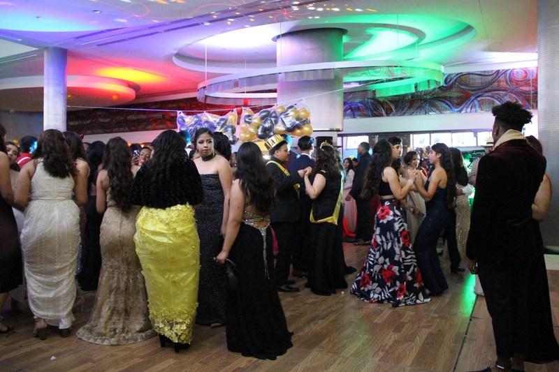 MHS Students Shine at Gold & Glam 2018 Prom Thumbnail Image