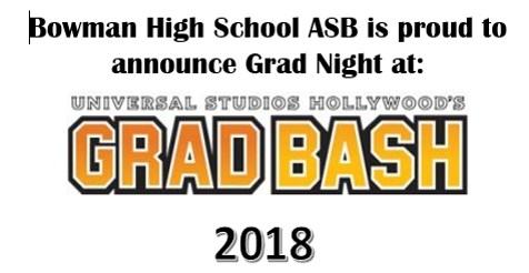 Grad Night Bash image