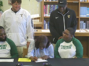 Track Signing