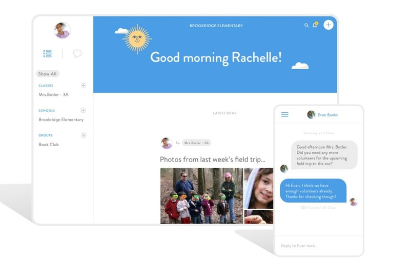 New Tool to Increase Communication Between Parents, Teachers Featured Photo