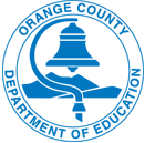 Orange County Department of Education Logo.