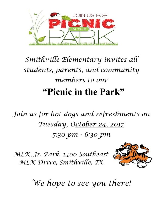 Smithville Elementary's Picnic in the Park Thumbnail Image