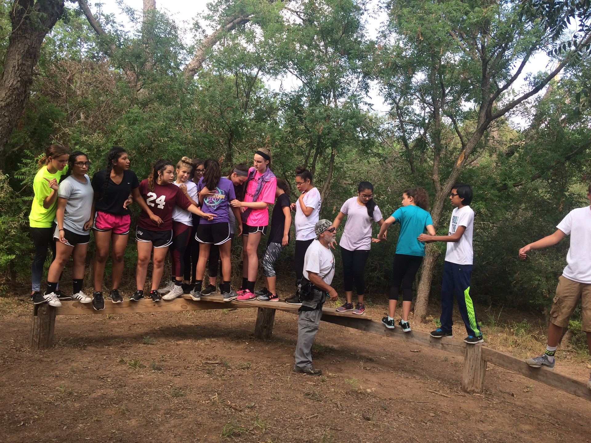 SLC Ropes Course