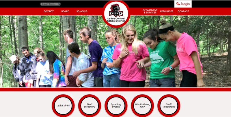 LCSD Homepage