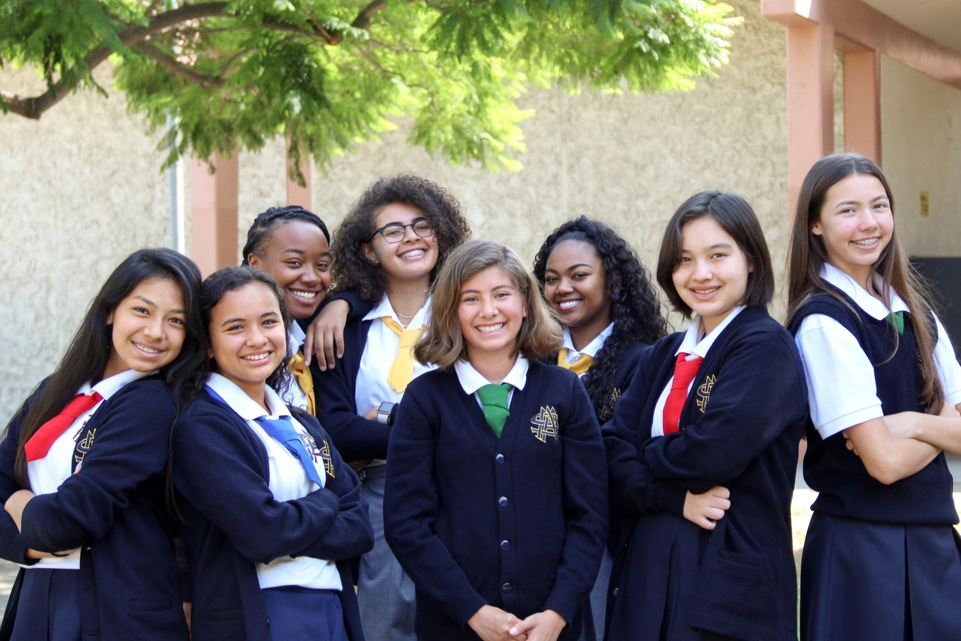 Onward Scholars group photo