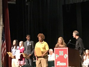 class of 2018 awards