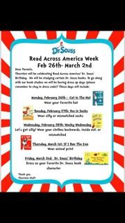 Reading Across America Featured Photo