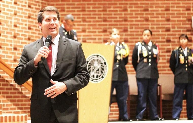 ROTC Assembly Presentation