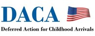 Deffered Action for Childhood Arrivals logo