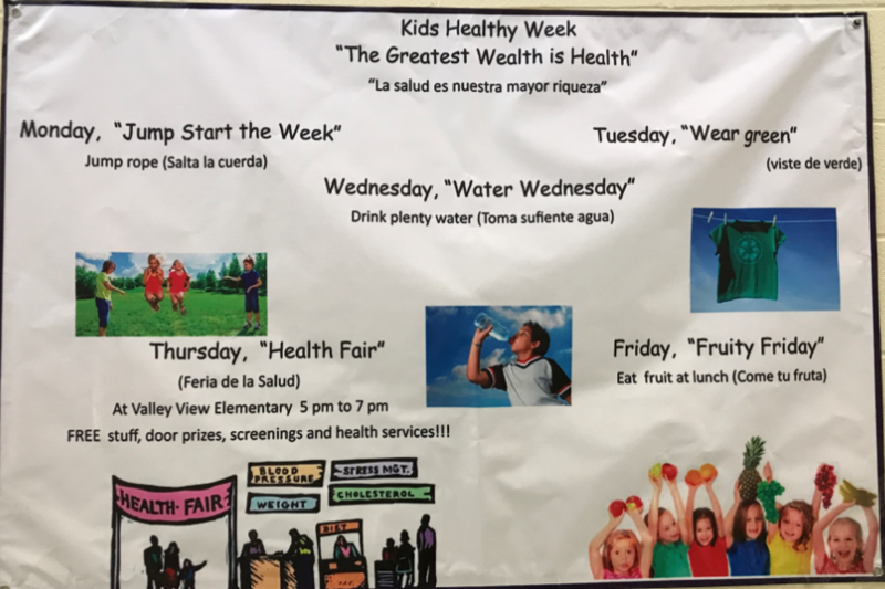 Healthy Week Healthy Kids Thumbnail Image