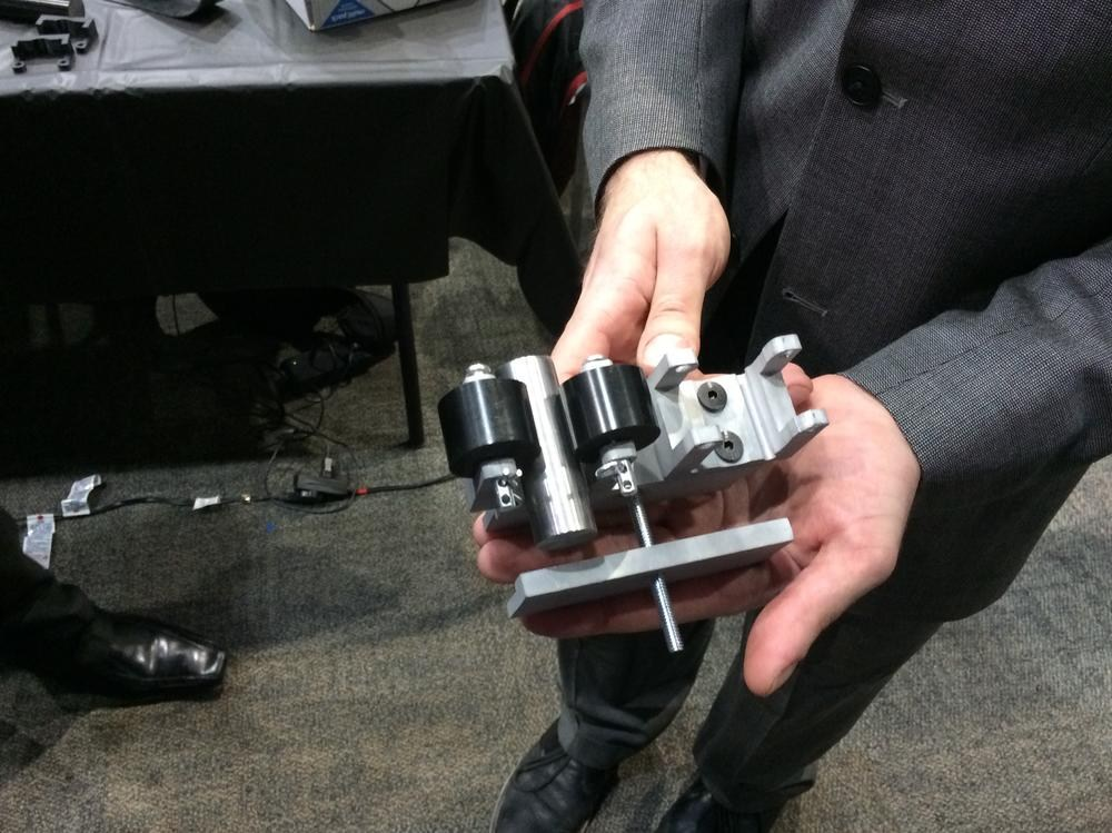 UIC Engineering Expo - Crutch Holder Device