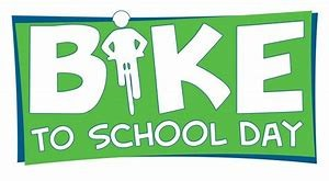 bike to school logo