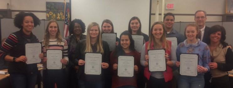 Rock Island High School Illinois State Scholars! Featured Photo