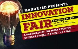 Innovation Fair Poster