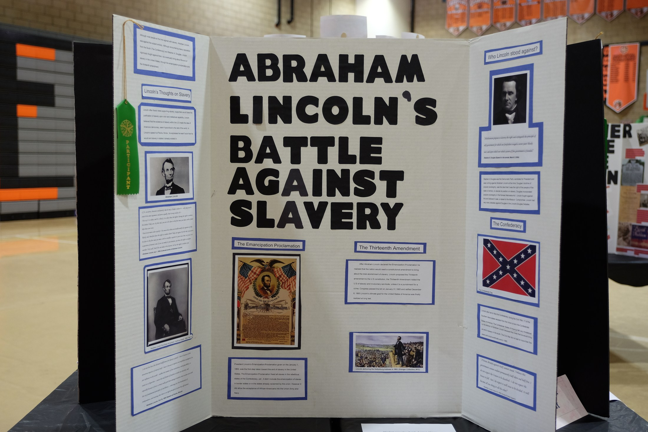 History Day Projects