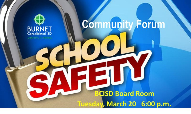 School Safety and BCISD Thumbnail Image