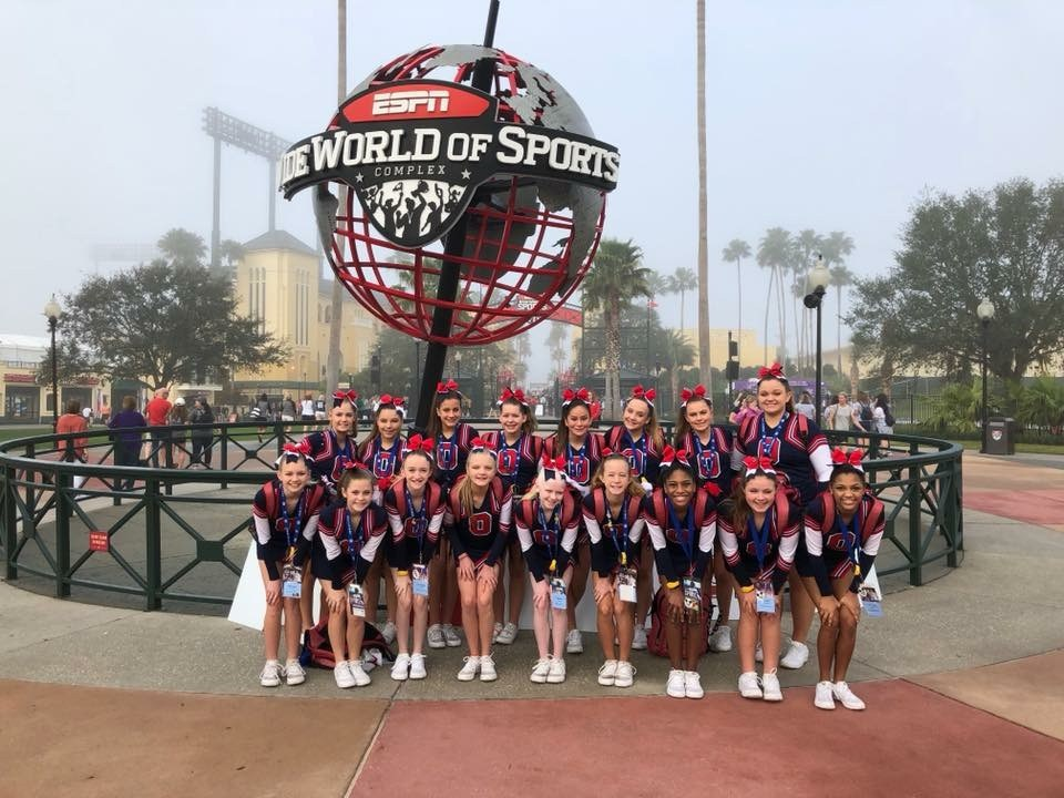 2018 UCA Cheer Nationals