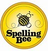 Picture of spelling bee clip art:  bee in a circle.