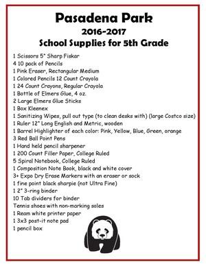 5th Grade Supply Lists.jpg