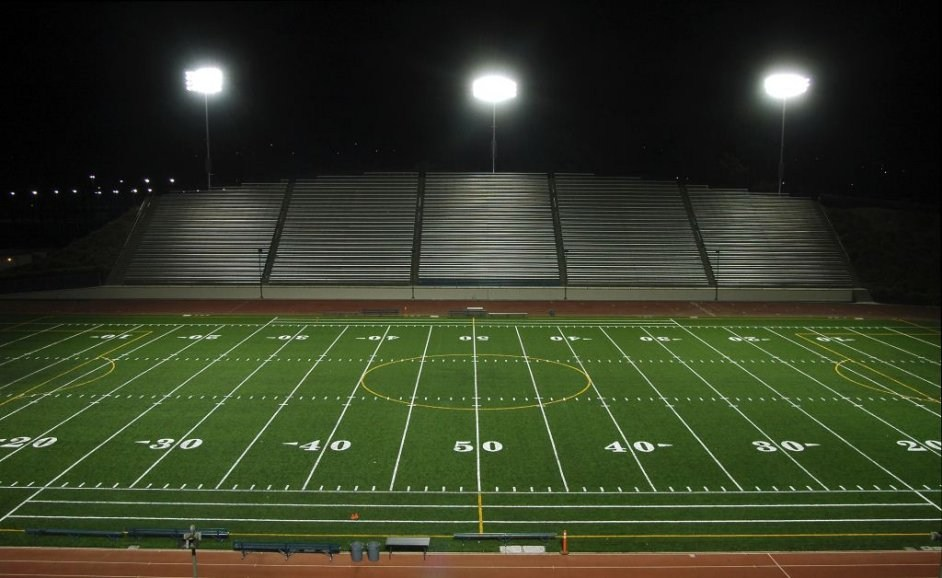 photo of football field