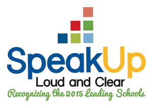 Speak Up Loud and Clear honor