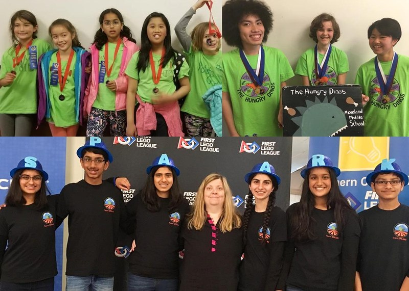 Moreland Students Win Regional STEAM Competitions Thumbnail Image