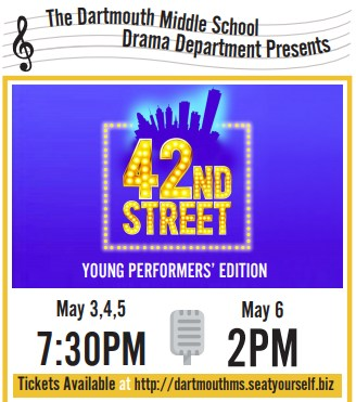 Dartmouth Drama Show, May 3-6th.  Click here to purchase tickets. Thumbnail Image