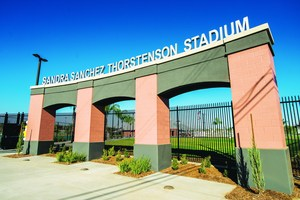Thorstenson stadium