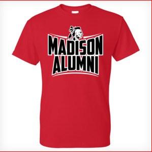Madison Mohawk Alumni T-Shirt