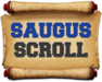 Graphic for Saugus Scroll Newspaper
