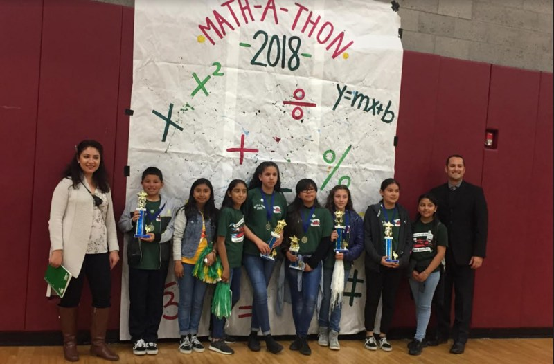6th Grade Takes 2nd Place in Mathathon! Featured Photo