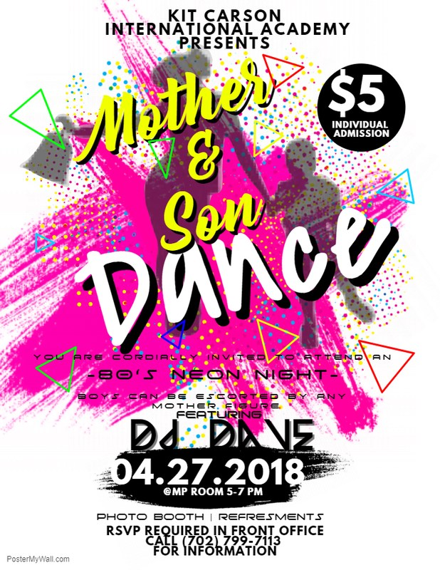 Mother & Son Dance Thumbnail Image