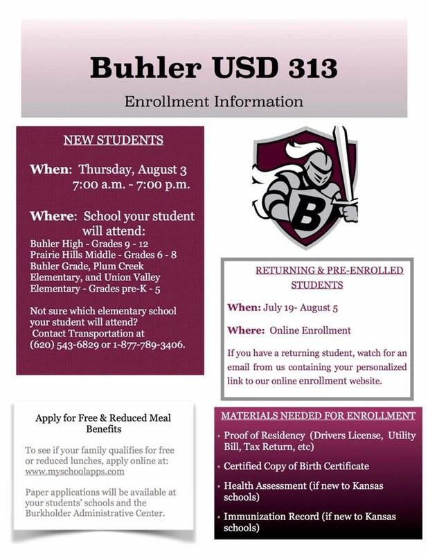 2017 Enrollment Information Thumbnail Image