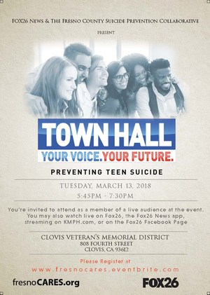 Town Hall Flier
