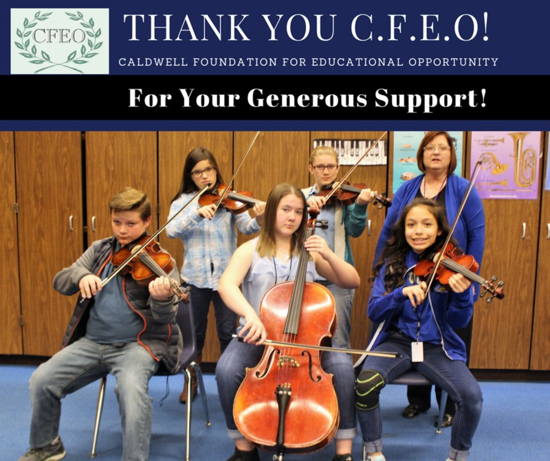 Thank You CFEO! You've Made a Difference! Thumbnail Image