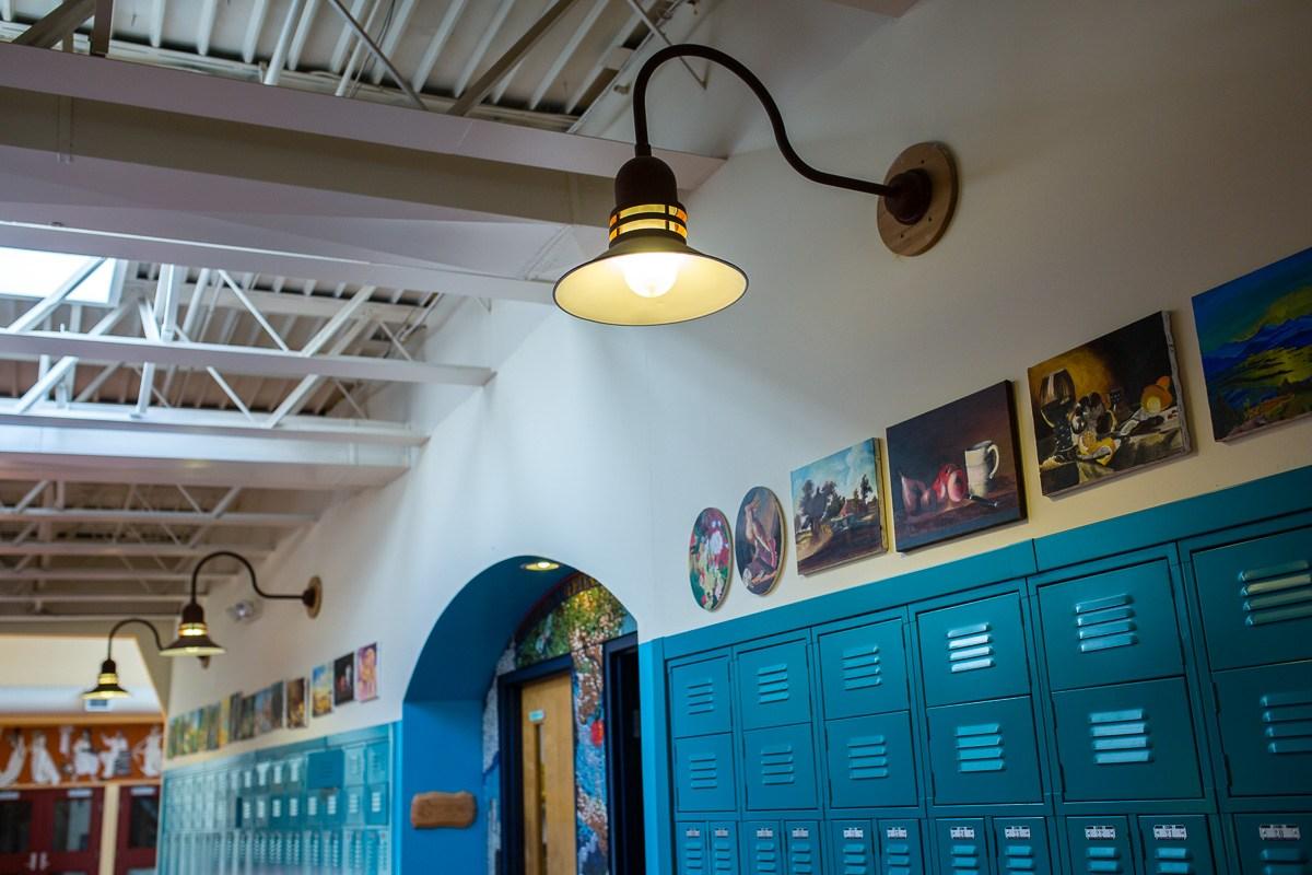 RSHS Hallway