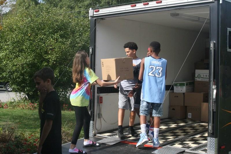 Rock Island School Helps Houston School After Devastating Hurricane Featured Photo