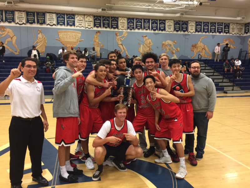 Boys Basketball Wins 2 Tournaments! Thumbnail Image